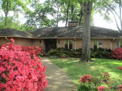 Tyler TX Single Family Home For Sale: $335,000