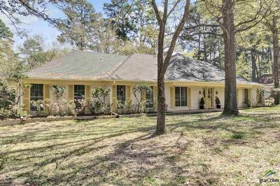 Tyler TX Single Family Home For Sale: $225,000