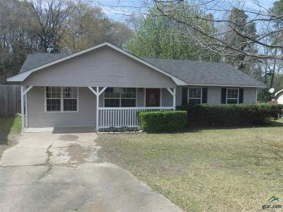 Tyler Single Family Home For Sale: 10278 County Road 2254