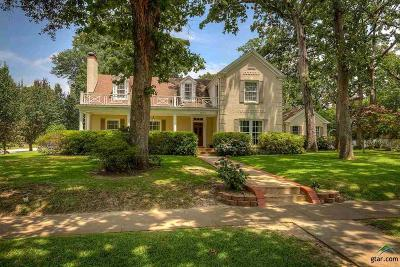 Tyler Single Family Home For Sale: 1900 S College Ave.