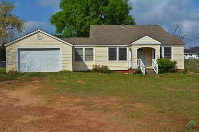 Tyler Single Family Home For Sale: 13292 Hwy 110 N