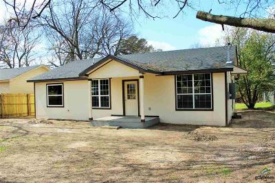 Mt Pleasant TX Single Family Home For Sale: $100,000