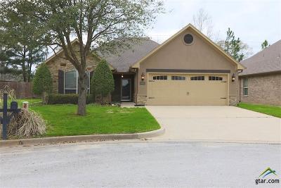 Tyler TX Single Family Home For Sale: $219,500