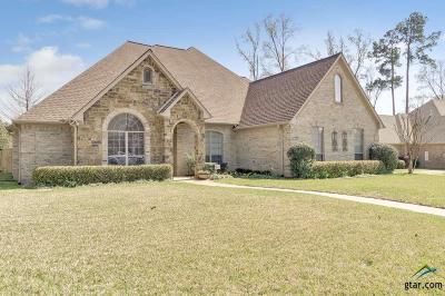 Tyler TX Single Family Home For Sale: $410,000