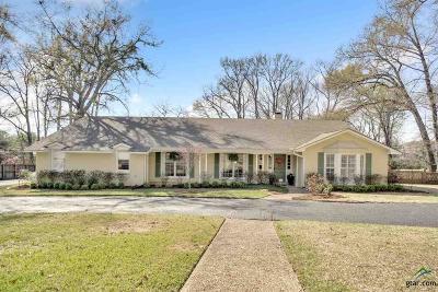 Tyler TX Single Family Home For Sale: $399,900