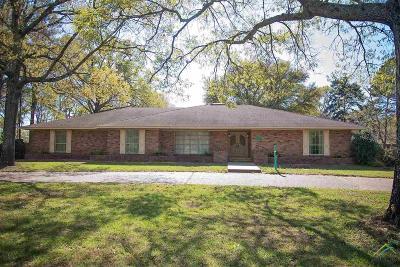 Henderson TX Single Family Home For Sale: $252,000