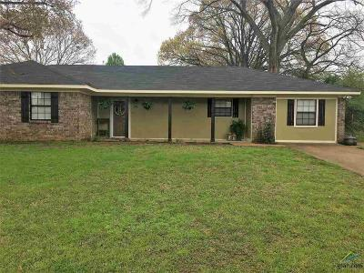 Whitehouse TX Single Family Home For Sale: $159,000