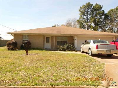 Winnsboro TX Single Family Home For Sale: $199,000