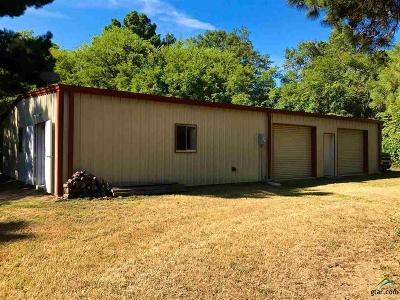 Pittsburg TX Single Family Home For Sale: $134,900