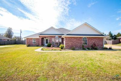 Mt Pleasant TX Single Family Home For Sale: $223,500