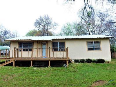 Tyler TX Single Family Home For Sale: $110,000