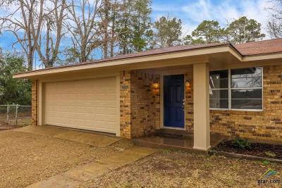 Gladewater TX Single Family Home For Sale: $178,800