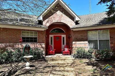 Van TX Single Family Home For Sale: $225,000