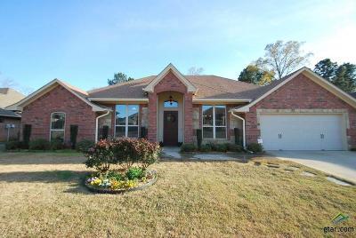 Flint TX Single Family Home For Sale: $264,900