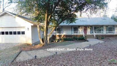 Holly Lake Ranch TX Single Family Home For Sale: $299,750