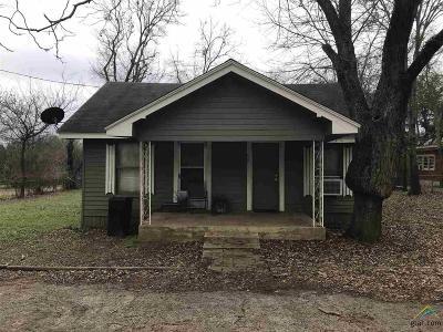 Jacksonville TX Single Family Home For Sale: $55,000