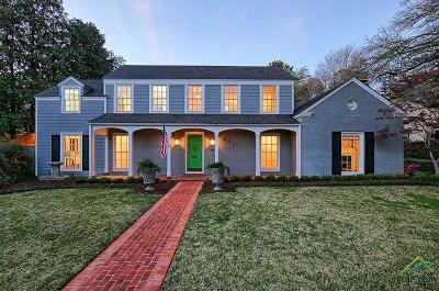Tyler Single Family Home For Sale: 405 W 8th