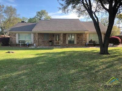 Tyler Single Family Home For Sale: 16640 Quiet Bay Dr