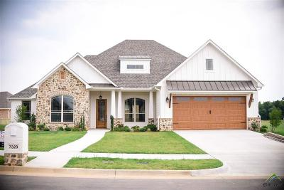 Tyler Single Family Home For Sale: 7328 Tulu Creek Ln.