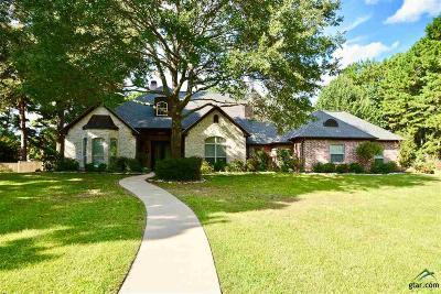 Tyler Single Family Home For Sale: 2040 Dressage Ln