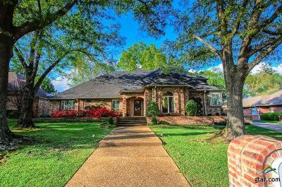 Tyler Single Family Home For Sale: 1403 Brandywine Dr.