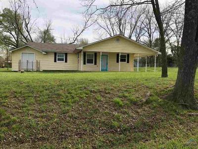 Frankston Single Family Home For Sale: 10865 Clover Lane