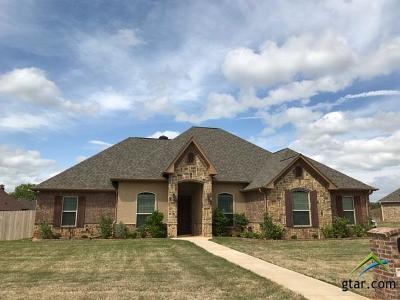 Bullard Single Family Home For Sale: 204 Sunny's Halo