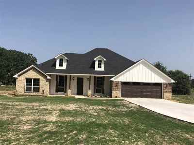 Lindale Single Family Home For Sale: 14876 County Road 424 (Lot 10a)