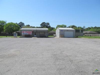 Quitman Commercial For Sale: 708 S Main