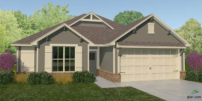 Tyler Single Family Home For Sale: 2938 Meadow Brook Trails