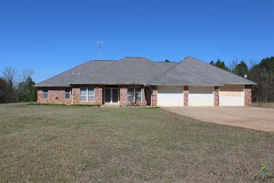 Big Sandy Single Family Home For Sale: 5164 White Oak Rd.