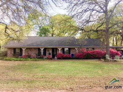 Tyler Single Family Home For Sale: 14475 Stone Creek Dr.
