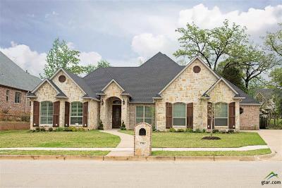 Tyler Single Family Home For Sale: 7751 Hollytree Dr