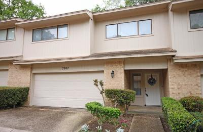 Tyler Condo/Townhouse For Sale: 2207 Villa Dr