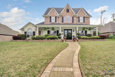 Tyler Single Family Home For Sale: 2318 Pinehurst Street