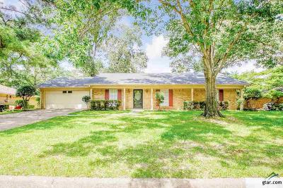 Tyler Single Family Home For Sale: 8204 Purdue Drive