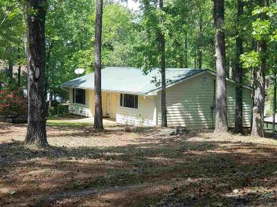 Single Family Home For Sale: 170 County Road 3136