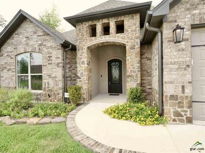 Tyler TX Single Family Home For Sale: $409,000