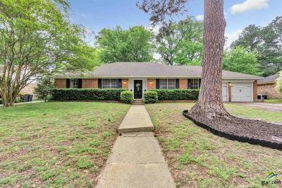 Tyler Single Family Home For Sale: 3700 S Cameron