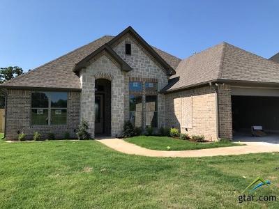 Tyler Single Family Home For Sale: 2945 Guinn Farms Rd.