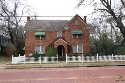 Tyler Multi Family Home For Sale: 621 W Houston