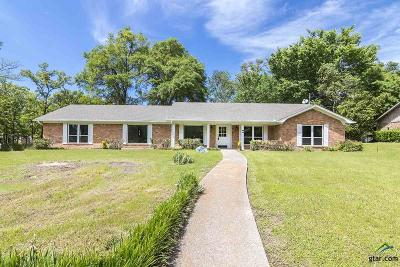 Tyler Single Family Home For Sale: 1400 Hubbard Dr.