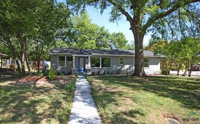 Tyler Single Family Home For Sale: 520 Lehigh Place