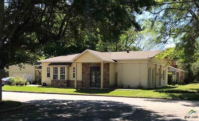 Tyler Single Family Home For Sale: 1002 S Glenwood Blvd