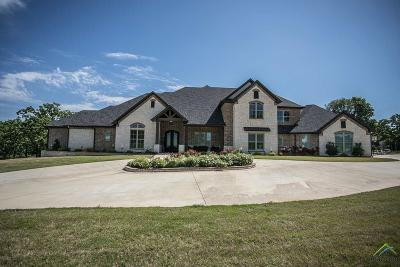 Tyler Single Family Home For Sale: 602 Bridle Ridge Dr