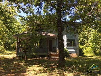 Grand Saline Single Family Home For Sale: 400 Vz County Rd 1225