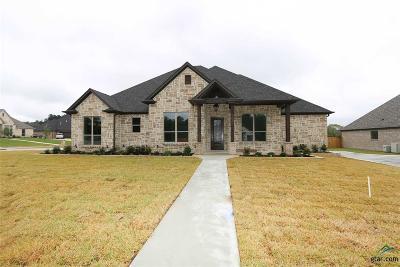 Tyler Single Family Home For Sale: 16556 Hailey Court