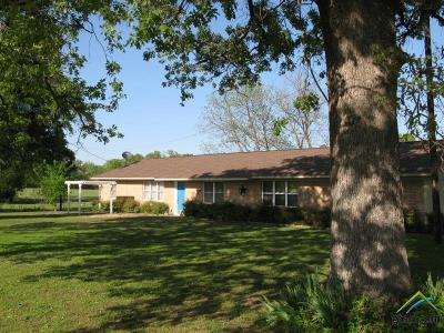 Ben Wheeler Single Family Home Contingent - Active: 8371 Fm 773