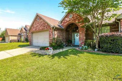Tyler Single Family Home For Sale: 4114 Stonebrook Lane