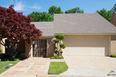 Tyler Single Family Home Contingent - Active: 824 Woodhall Court
